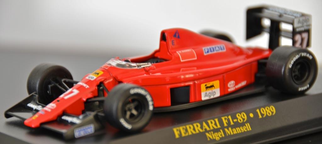 Ferrari f1 88c