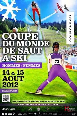 Coupe du monde de saut ski courchevel 2012 - Coupe du monde de ski courchevel ...