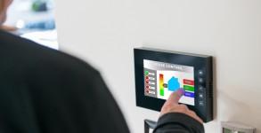 Smart house control unit