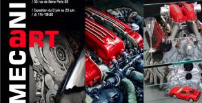 Exposition MecanikArt Juin 2015