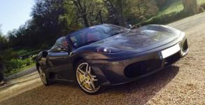 Ferrari F430 spider F1 - 14 mois-4