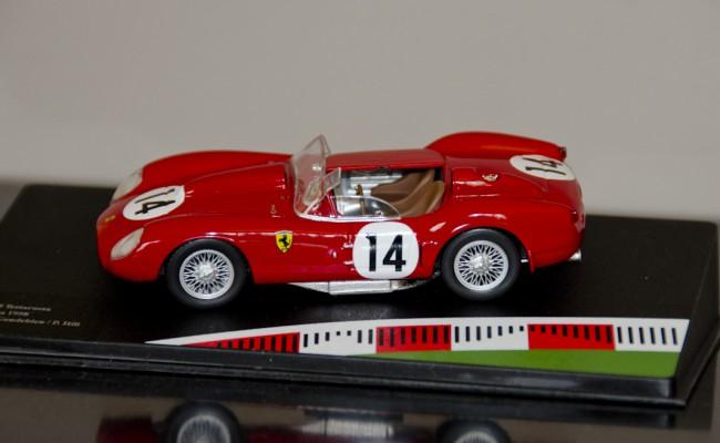 Hachette Collections Ferrari GT au 1/43ème