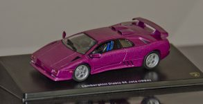 Hachette Lamborghini Collection | Lamborghini Diablo SE Jota