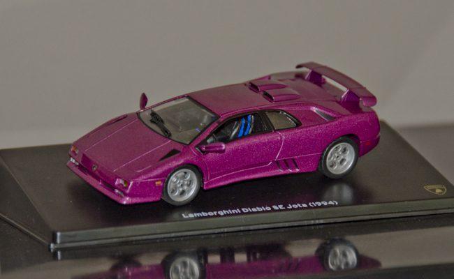 Hachette Collections Lamborghini au 1/43ème