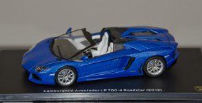 40 - Hachette Lamborghini Collection | Lamborghini Aventador LP 700-4 Roadster