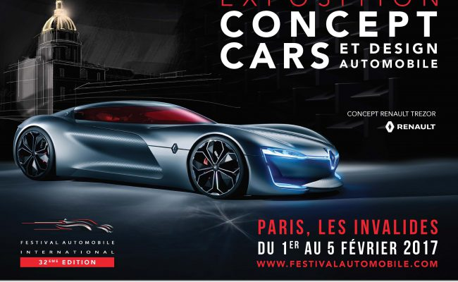 32ème Festival automobile international 2017