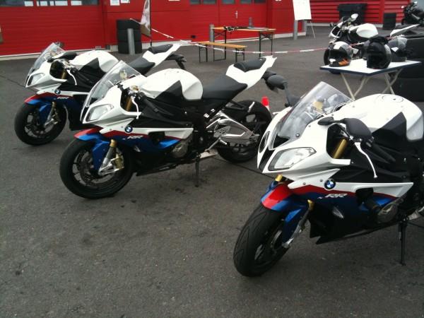Journée piste BMW Motorrad