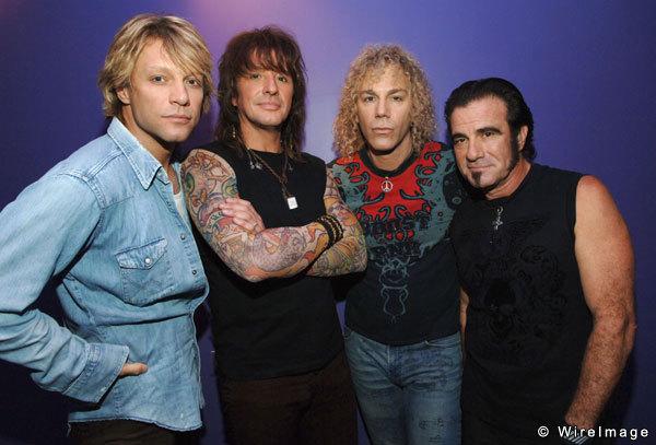 Bon Jovi – Paris 2010