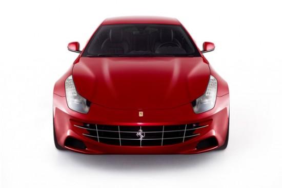 """Ferrari FF: la vidéo """"teaser"""""""