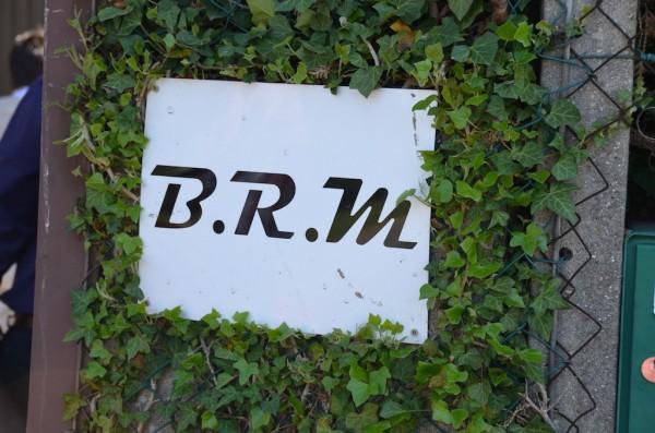 La manufacture BRM