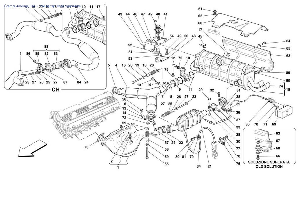 mechanicsinmotion  u2013 mim  u2013 catalyseurs ferrari f355