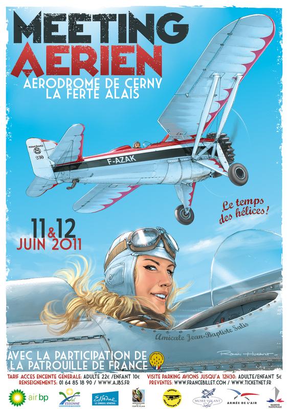 Meeting aérien Ferté Alais 2011