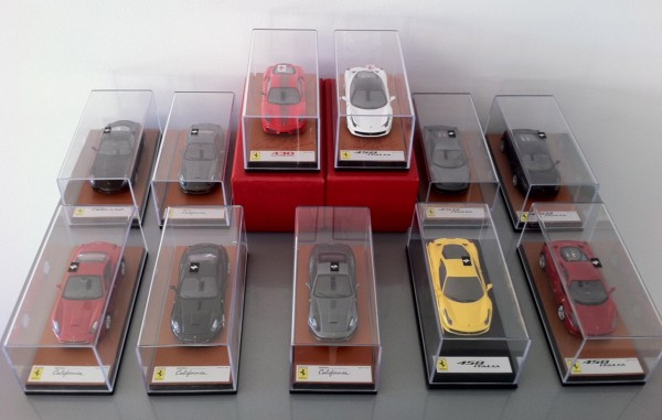 Collection MR Ferrari Owner