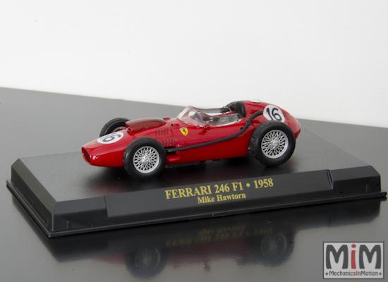 Ferrari 246 F1 1958
