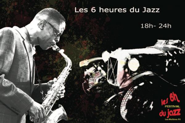 Festival Les 6h du Jazz – programme 2012