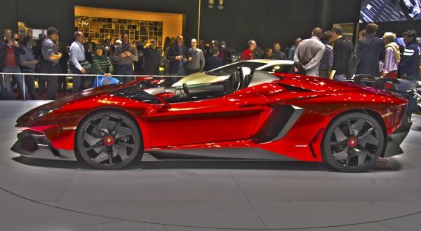 82e salon automobile de Genève 2012 – Les Italiennes