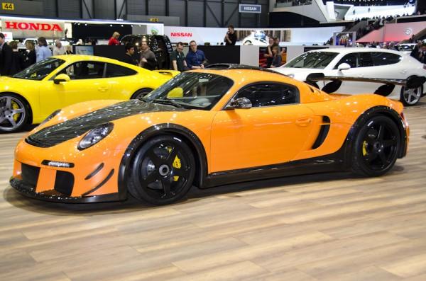 82e salon automobile de Genève 2012 – Les autres stands