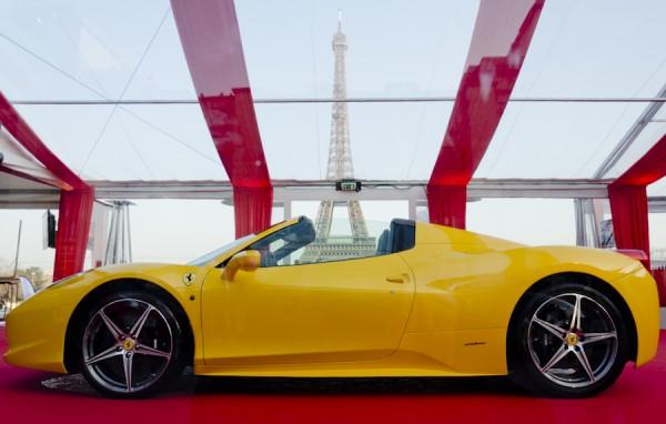 19è Rallye de Paris GT – 2012