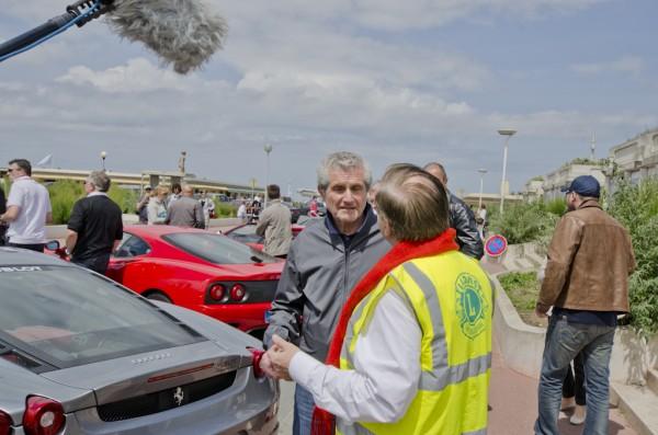 Make•a•Wish | baptêmes Ferrari à Deauville
