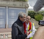 Make A Wish - Baptême Ferrari Deauville Claude Lelouche