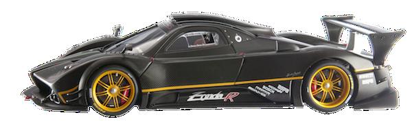Pagani Zonda R à 360° by AUTOart™