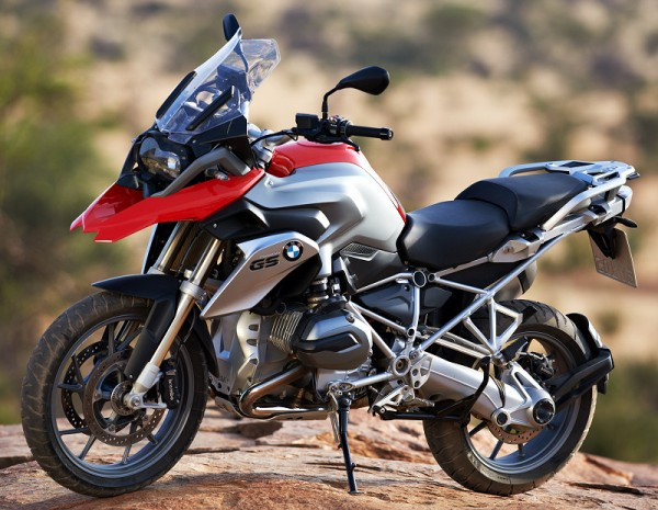 BMW R 1200 GS version 2013