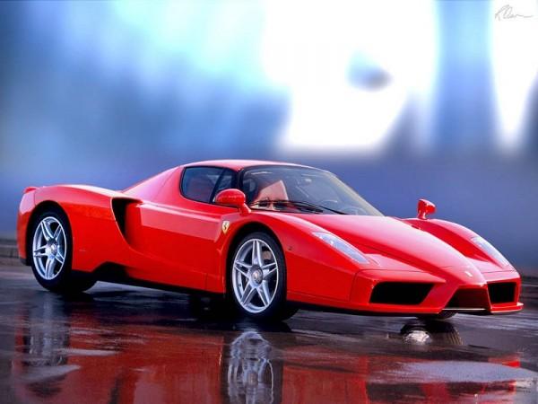 Altaya Ferrari Enzo au 1/10è