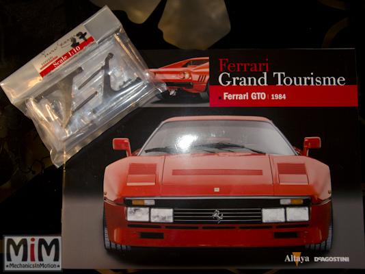 27-Altaya Ferrari Enzo 1:10 - Ferrari 288 GTO