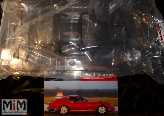 28-Altaya Ferrari Enzo 1:10 - Ferrari 275 GTB