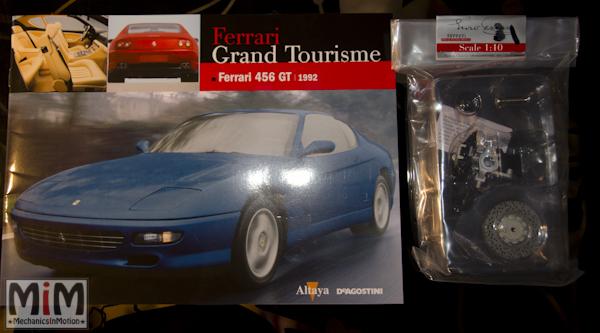 31-Altaya Ferrari Enzo 1:10 - Ferrari 456 GT