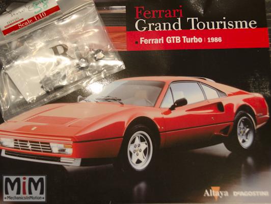 38-Altaya Ferrari Enzo 1:10 - Ferrari GTB turbo 1986
