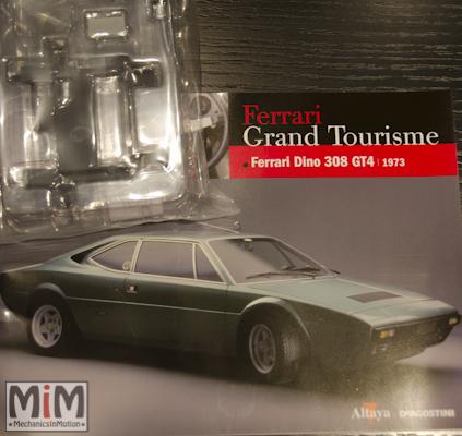 39-Altaya Ferrari Enzo 1:10 - Ferrari Dino 208 GT4 1973