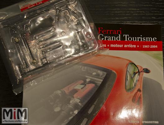 41-Altaya Ferrari Enzo 1:10 - Ferrari les moteurs arrière