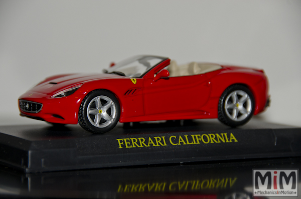 Auto Plus GT Collection - Ferrari California