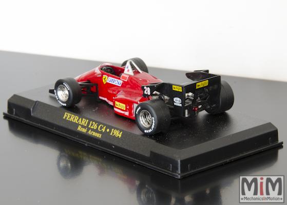 Ferrari 126 C4 René Arnoux