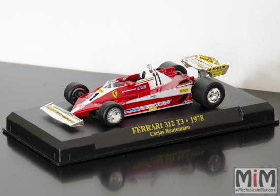 Ferrari 312 T3 Carlos Reutemann