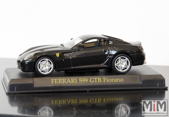 Hachette Collection Ferrari GT | Ferrari 599 GTB Fiorano