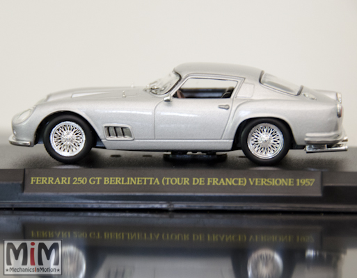 Hachette GT Collection Ferrari 250 GT berlinetta tour de france 1957