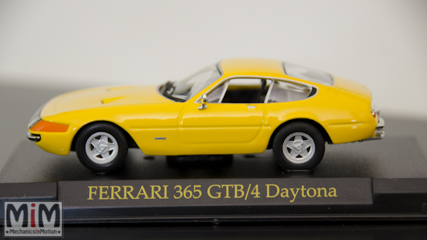 Hachette GT Collection Ferrari 365 GTB:4 Daytona