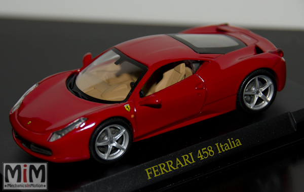 hachette collections ferrari gt au 1 43. Black Bedroom Furniture Sets. Home Design Ideas