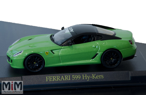 Hachette GT Collection Ferrari 599 Hy-Kers