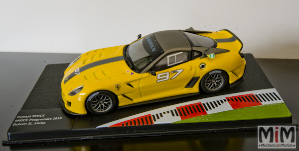Hachette GT Collection Ferrari 599XX