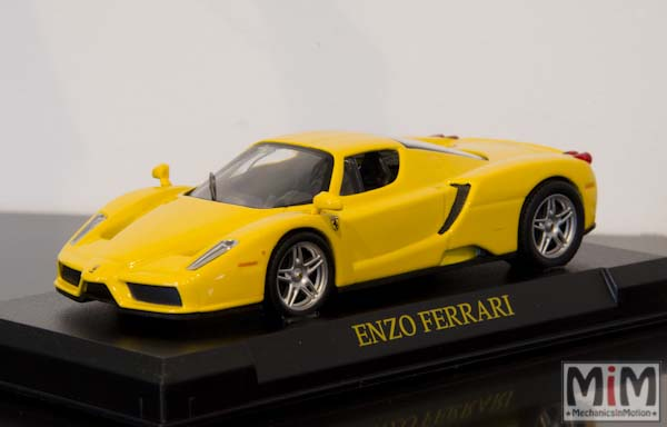 Hachette GT Collection Ferrari Enzo