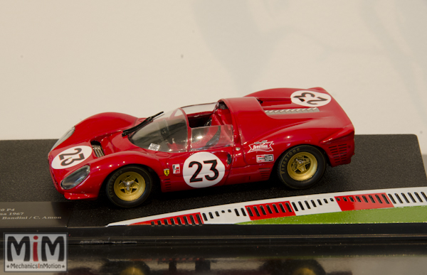 Hachette GT Collection Ferrari 330 P4
