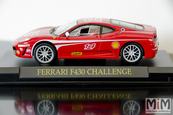 Hachette GT Collection Ferrari F430 challenge