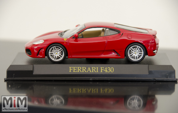 Hachette GT Collection Ferrari F430