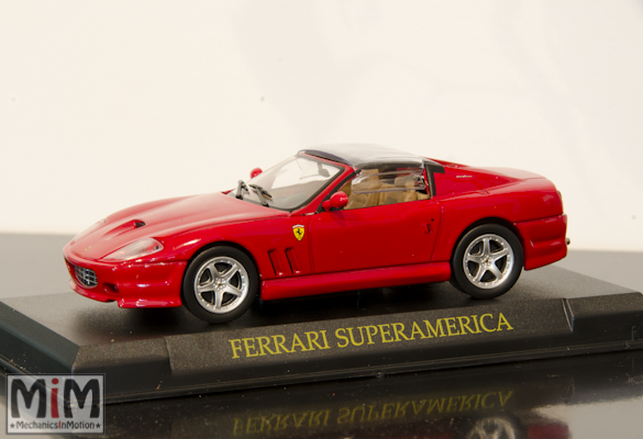 Hachette GT Collection Ferrari Superamerica