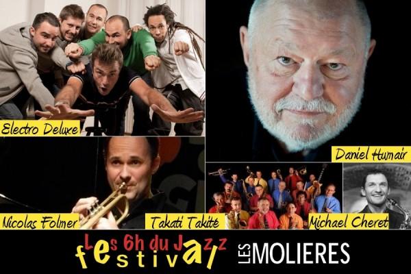 Festival Les 6h du Jazz – programme 2013