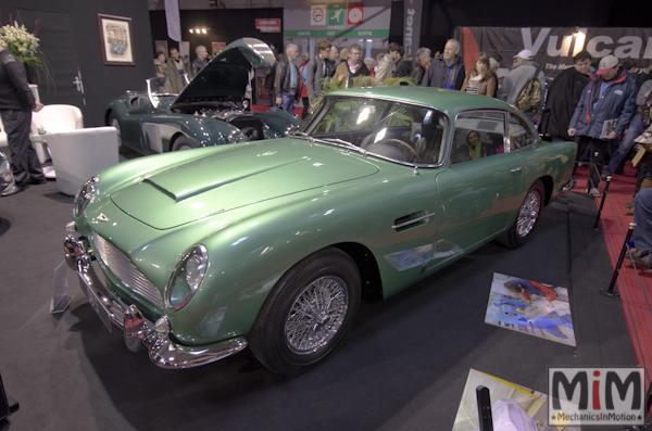 Retromobile 2013 | Aston Martin DB5