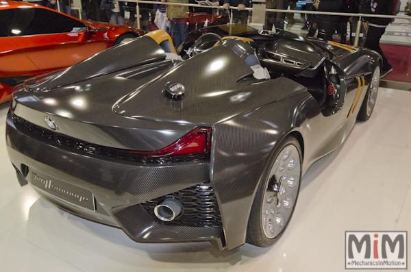 Retromobile 2013 | BMW 328 Hommage